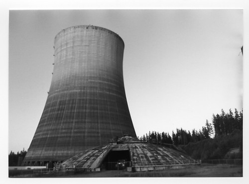 cooling tower - Abandoned Cooling Tower in Satsop, WA 6\/14\/0 ...