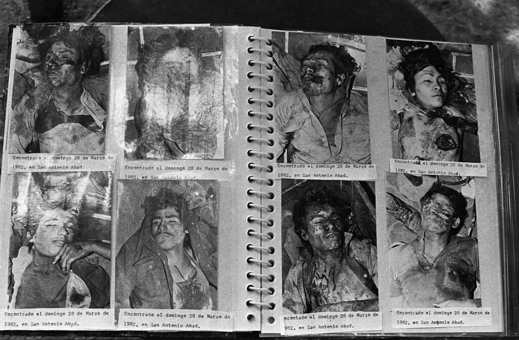 Victims of Death Squads, Legal Aid Office, SAn Salvador 82 | by Marcelo  Montecino