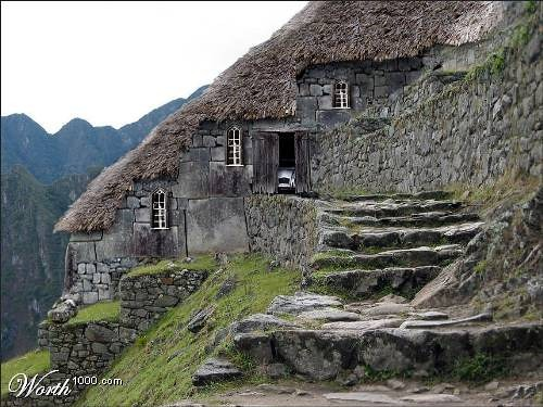 7 Amazing Houses Built Into Nature: Unusual Buildings 03