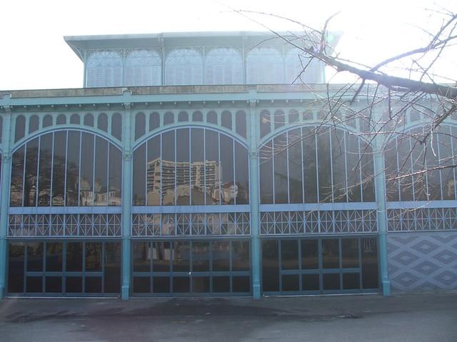 Pavillon baltard rebuilt in 1977 in nogent sur marne fran xavier bo f - Pavillon baltard nogent sur marne ...