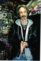 "Lenny Kaye ""Patti Smith Group"" 