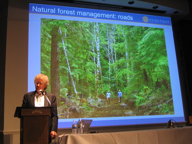 Backyard Forest Management :  an example of natural forest management  Flickr  Photo Sharing