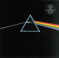 Pink Floyd - Dark Side of the Moon  1973 | by oddsock