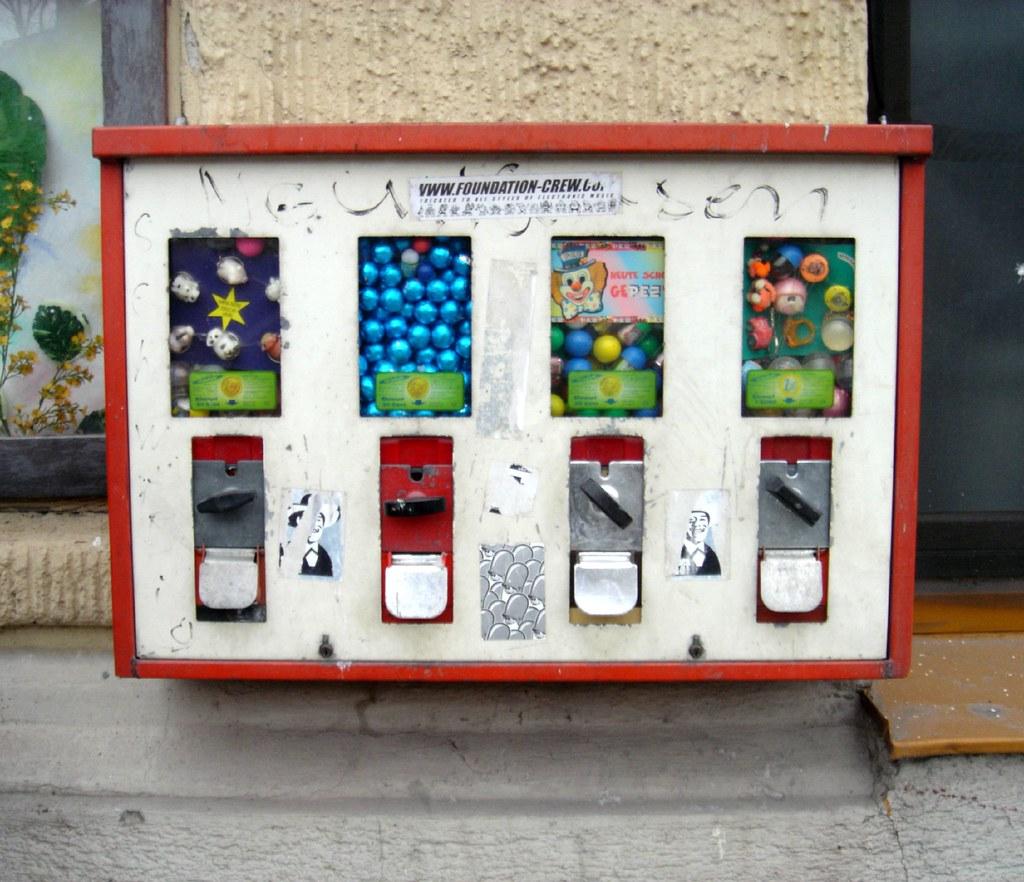 Spielzeug Automat