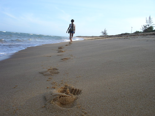 Footprints | by marcelometal