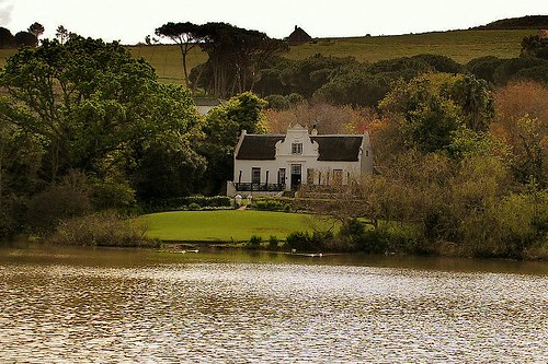 Cape Dutch Home | by Lollie-Pop