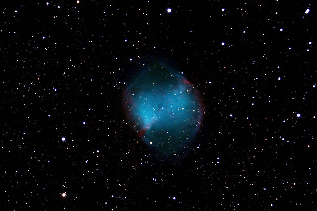 dumbbell nebula colors - photo #3