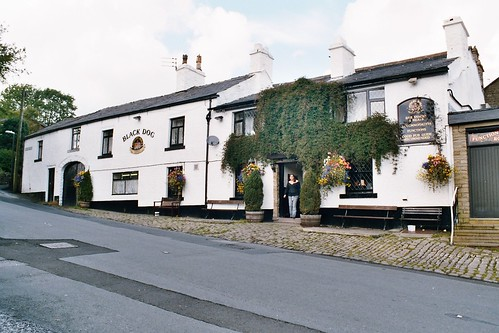 Black Dog Pub Island Road