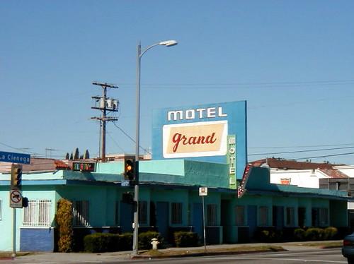 Motel  La Mesa University Ave
