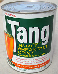 Tang Drink Mix Can, 1960's