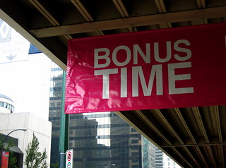 Bonus time. | by hfabulous