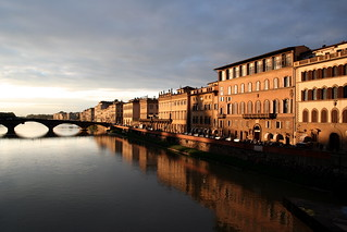 Florence at sunset | by jonrawlinson