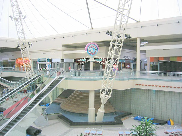 Tulsa Promenade is perhaps the most popular shopping mall in Tulsa county, mainly due its centralized location and access to other shopping centers, including the Southroads located across a the Street.