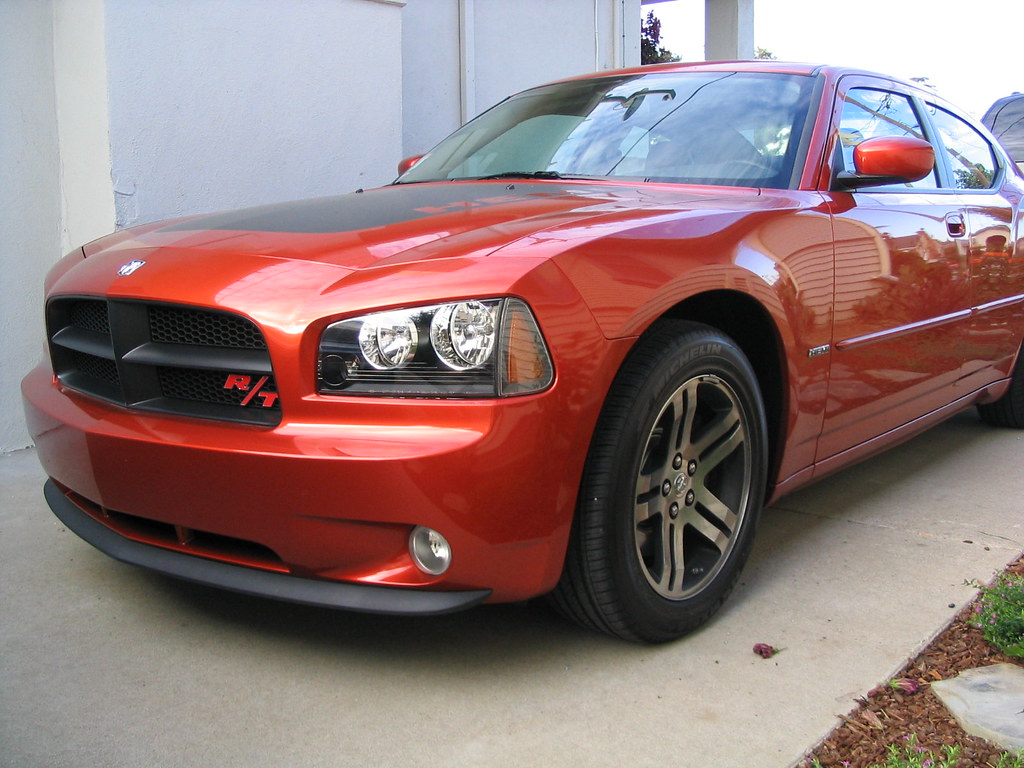 2006 dodge charger rt sedan 5 7l v8 auto. Black Bedroom Furniture Sets. Home Design Ideas