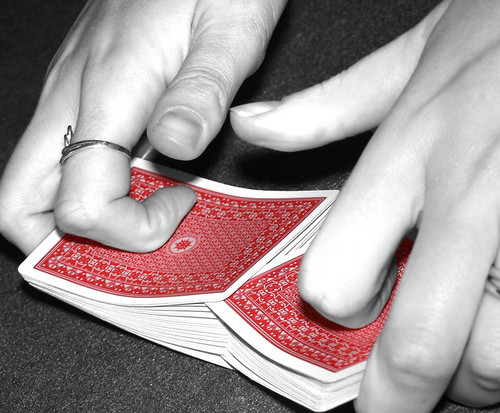 Card Sharp | by -RobW-