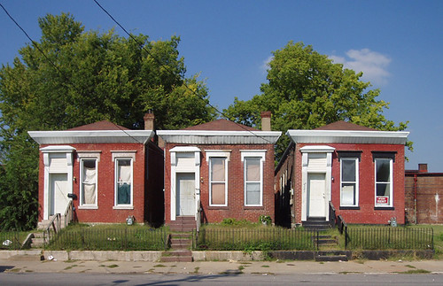 Shotgun Houses Market Street Louisville Photo By