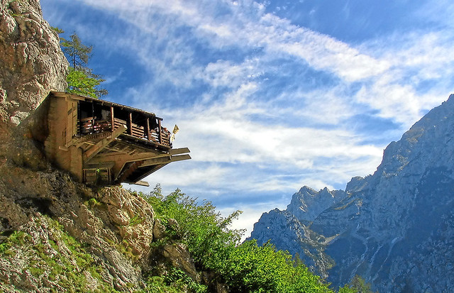 Welcome to the Eagle's nest | Logarska dolina, Slovenia | Flickr: https://www.flickr.com/photos/majamarko/51071451