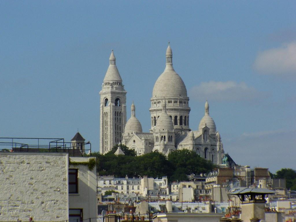 Hotel Paris Sacre Coeur