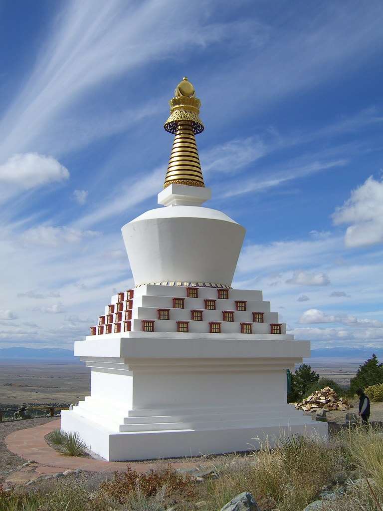 tashi gomang stupa crestone colorado quotthe stupa of