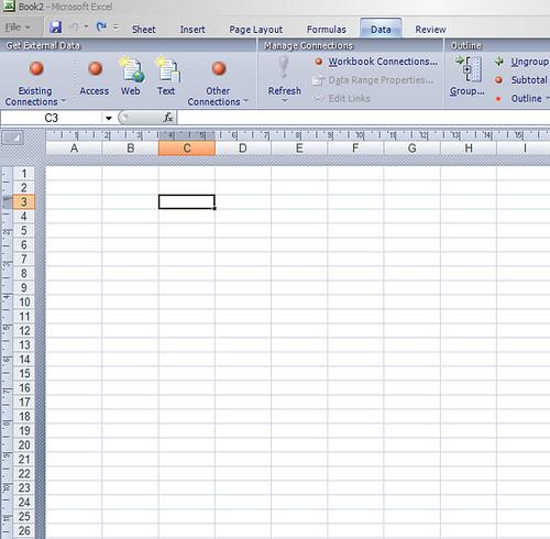Microsoft Excel 12 2 Joe Anderson Flickr