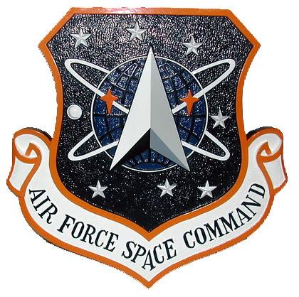 Air Force Space Command Air Force Space Command Shield