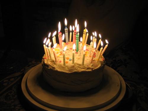 Birthday Cake Seattle Downtown