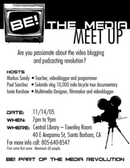Be The Media Flyer | by msandy