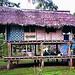 Men's hut