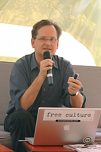 Lawrence Lessig @ M3 Summit 2005 | by M3: Miami Music & Multimedia