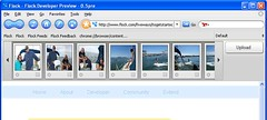 Flickr Uploader on Win32 | by sleepsonthefloor