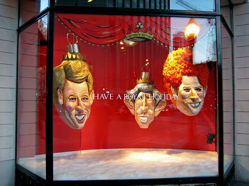 Storefront Royal Holiday | by Atelier Teee