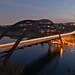 360 bridge evening