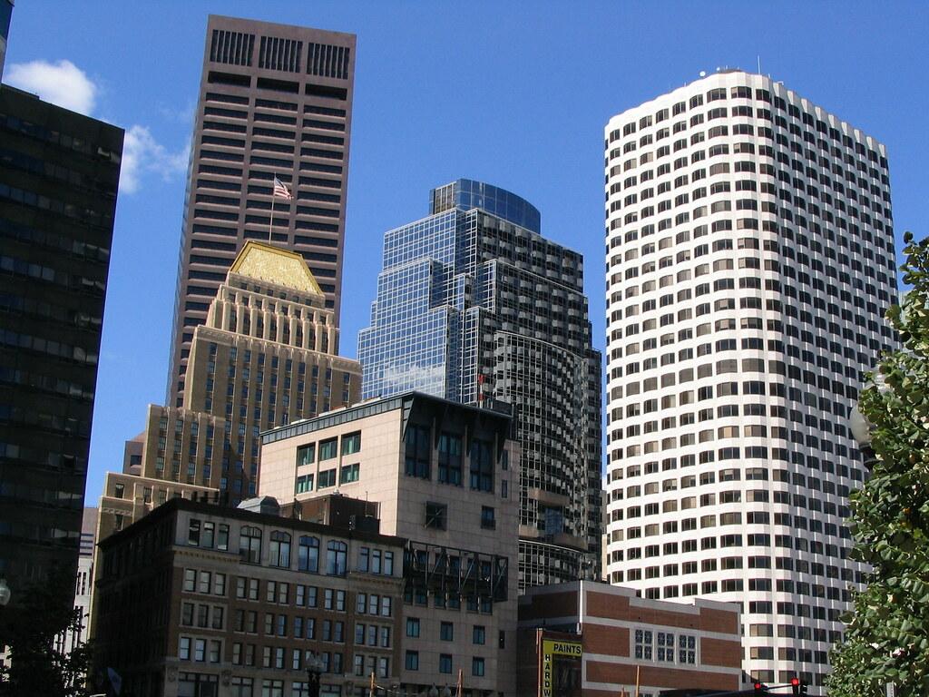 Financial District, Boston, Massachusetts | The Financial ...
