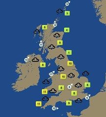 BBC Weather for 30th Nov 2005 | by Ric Lander