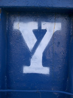 One Letter / Y | by k.james