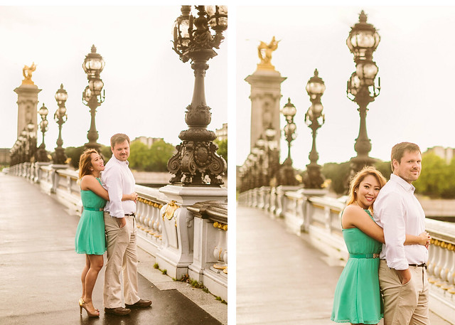 Paris Romantic Portraits