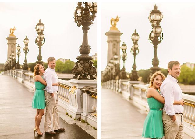 Paris Romantic Portraits