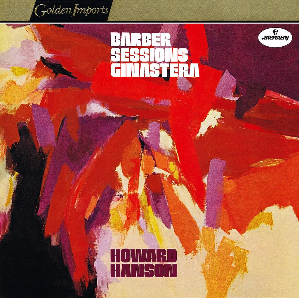 Samuel Barber - Capricorn Concerto