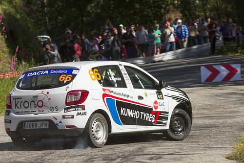 Beca Dacia Rallye Rías Baixas