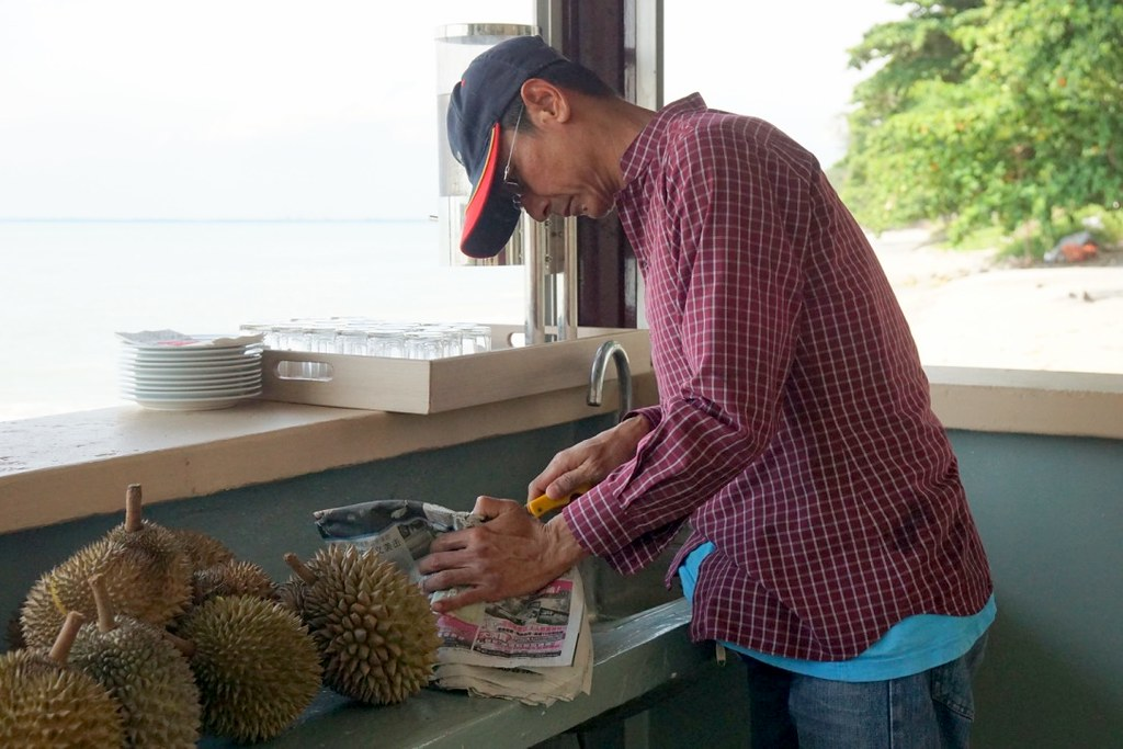 Durian Buffet by the sea @ Sheraton Four Points Penang-004