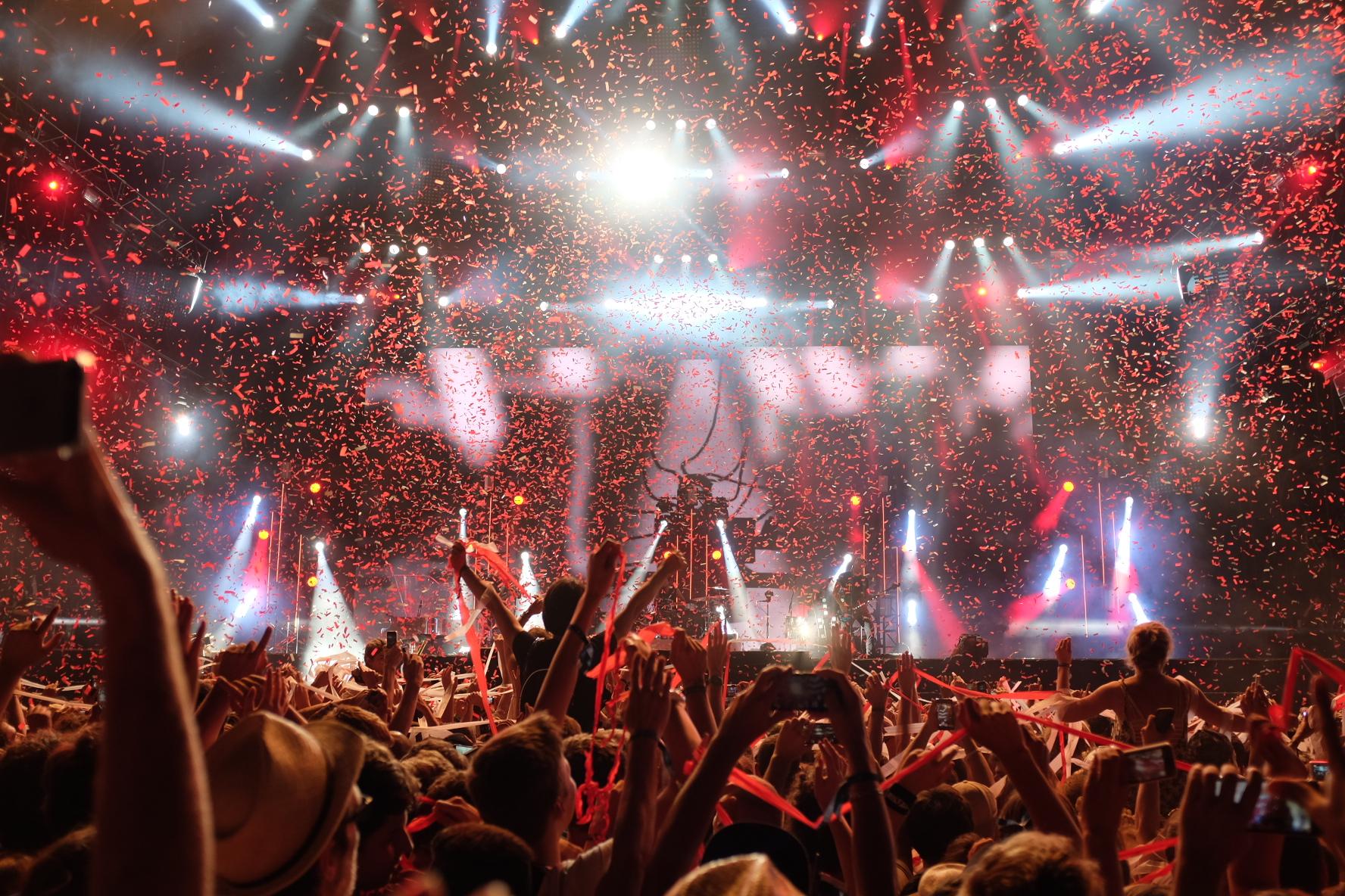 Muse, Main Square Festival 2015