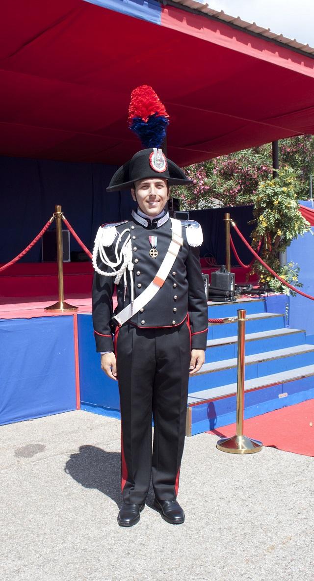 Noicattaro. Carabinieri Monteoliveto intero