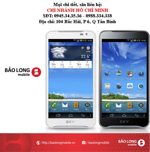 Những khuyết điểm của điện thoại Sky A830 mà người tiêu dùng trong Sài Gòn cần biết đến