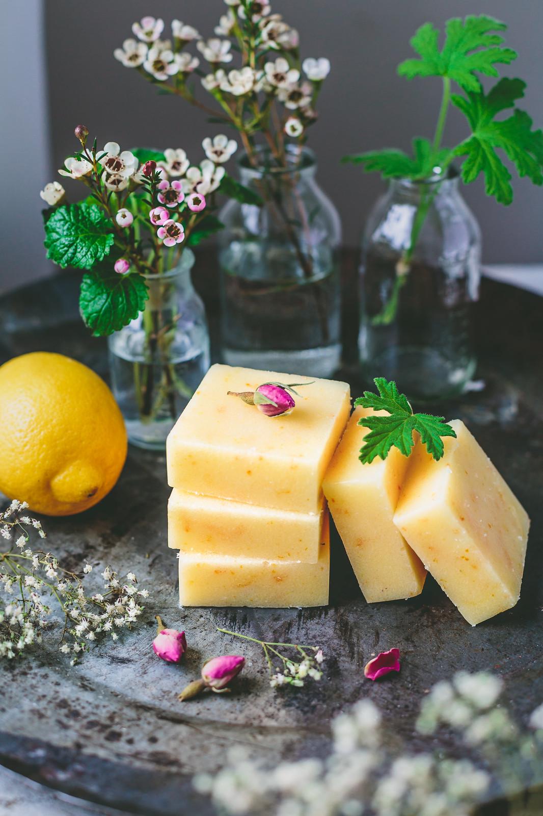 DIY Kroppsskrubb citrus & kokos - Evelinas Ekologiska