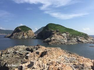 CIRCLEG 香港 遊記 筲簊灣 鶴咀 巴士 (44)