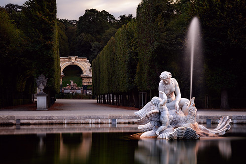 Residents of Schönbrunn... | by mesanac76