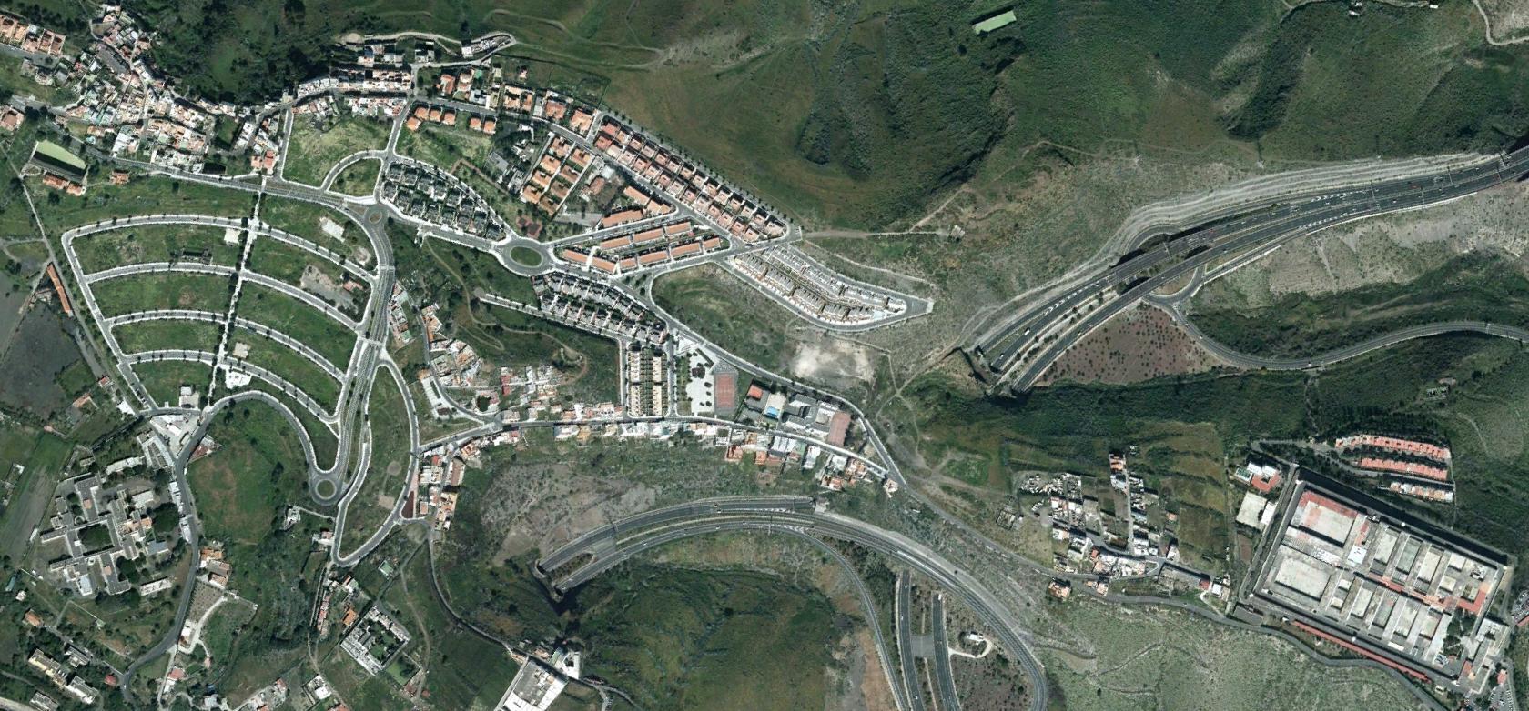 la montañeta, gran canaria, las palmas, la terreta, después, urbanismo, planeamiento, urbano, desastre, urbanístico, construcción, rotondas, carretera