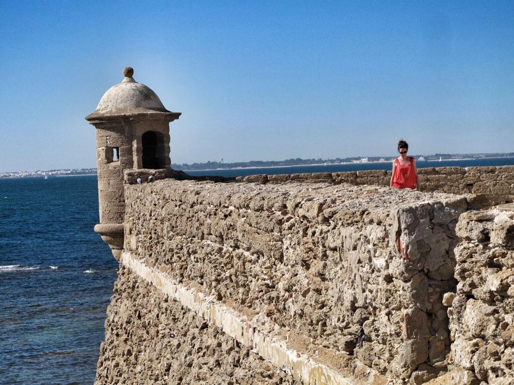 castillo santa catalina_cadiz_ingeniero_cristobal rojas_arquitectura defensiva