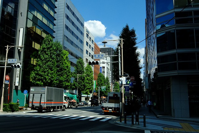 Nihonbashi Tokyo, Japan