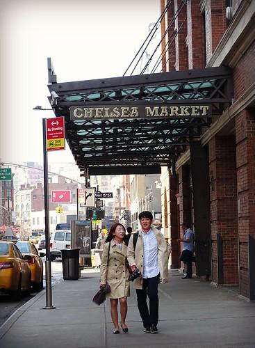 Mercados de New York